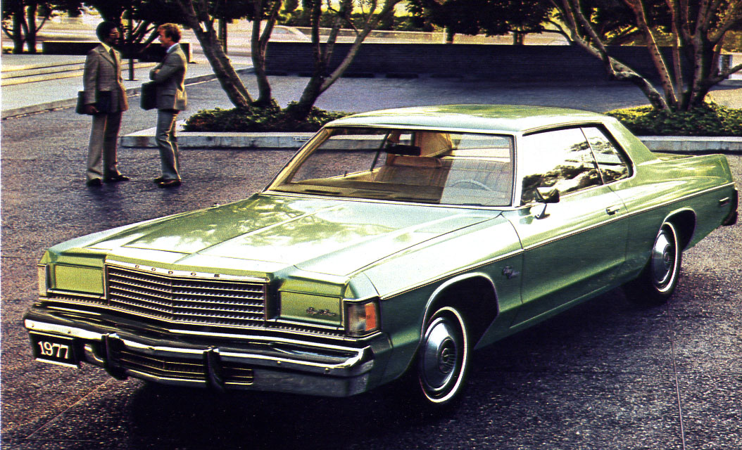 Old Cars Canada: 1977 Dodge Monaco and Royal Monaco
