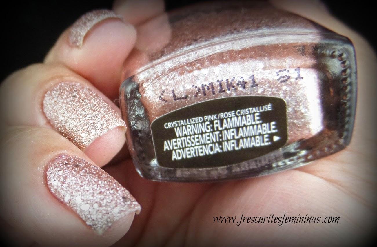 Avon, Crystallized, Pink, Frescurites, Femininas
