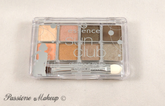 Essence palette Sun Club Long Beach