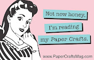I'm on the Designer Blog Roll at Paper Crafts!!