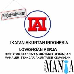Lowongan Kerja Ikatan Akuntan Indonesia (IAI)