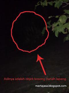 foto hantu pacaran