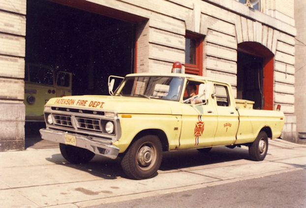 a 1976 ford crew cab f350