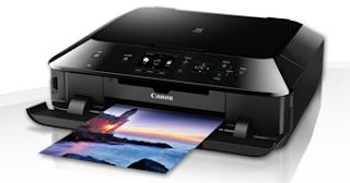 Driver Printer Canon PIXMA MG5450 Free Download
