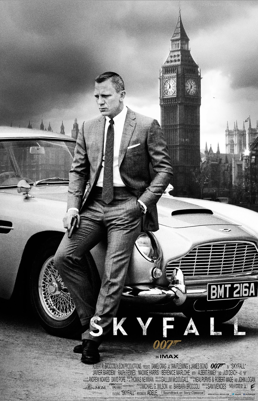 Scotch Cinema: Every Macallan Scotch Sighting From Skyfall