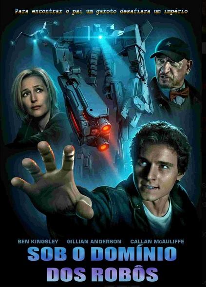 Sob o Domínio Dos Robôs – Dublado (2014)
