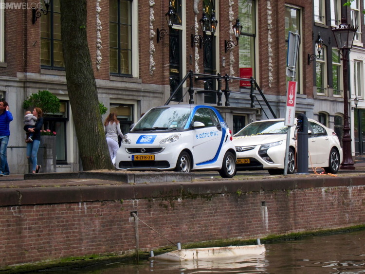 Consultev Amsterdam Loves Its Electric Cars