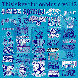 ThisIsRevolutionMusic vol 12 by monejorecords
