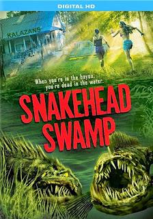 SnakeHead Swamp Dublado