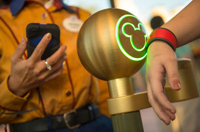 Disney NFC technology