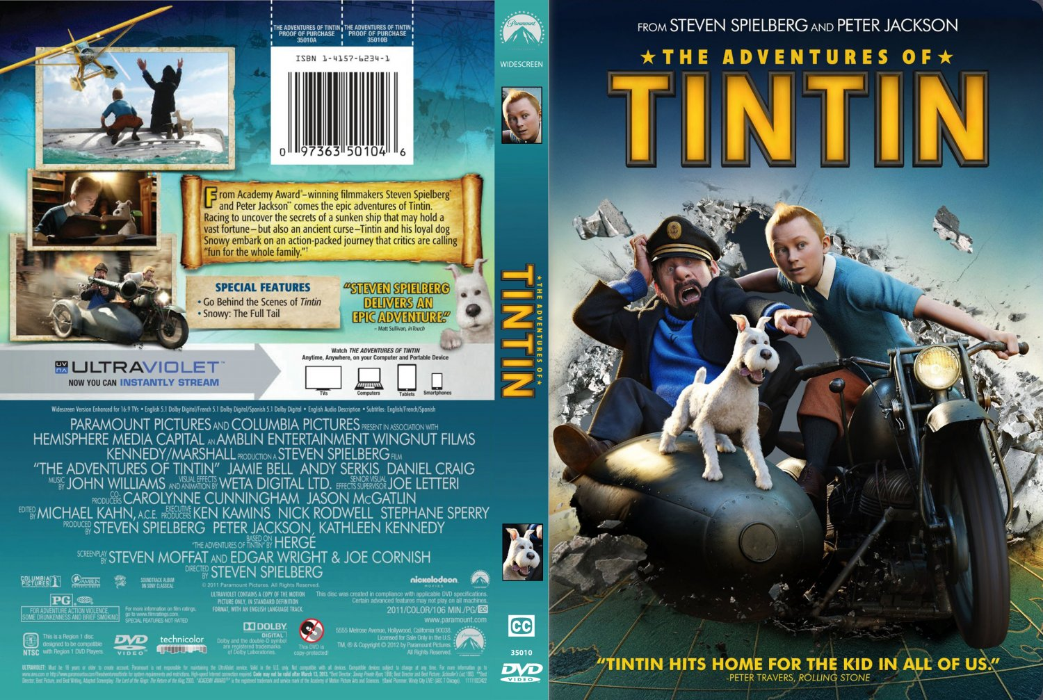 Pc Games & Softwares: The Adventures of TinTin