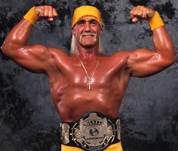 wrestler hebat
