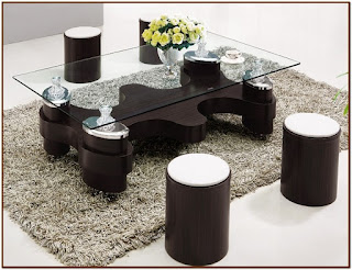 coffee table with stools uk