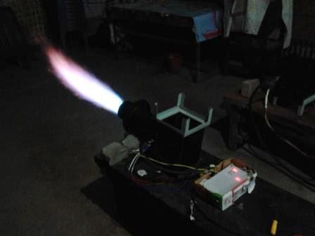 Burner LPG