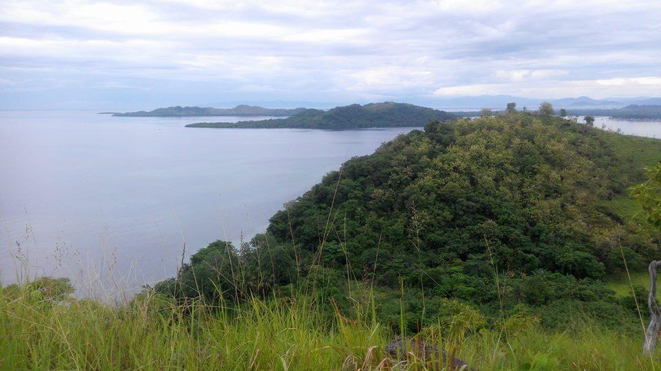 panorama pulau karamasang