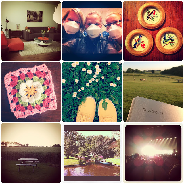 Instagram foto collage