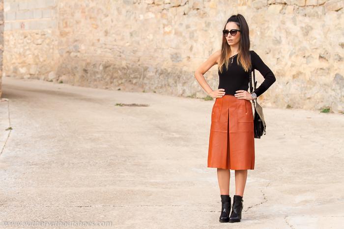 Blogger de moda de Valencia estilo chic elegante