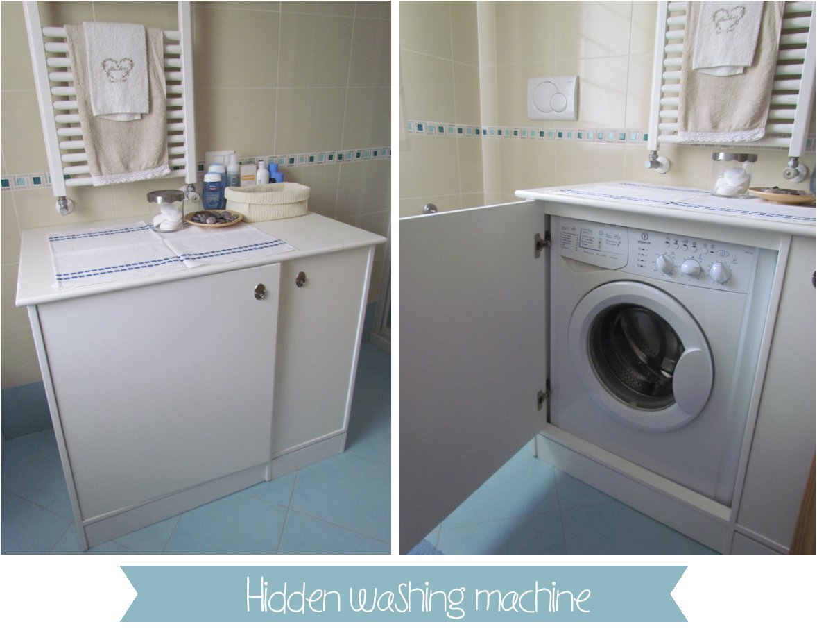 Sponsor welcome elaborah arredamenti d 39 interni home shabby home arredamento interior craft - Mobile lavatrice ikea ...
