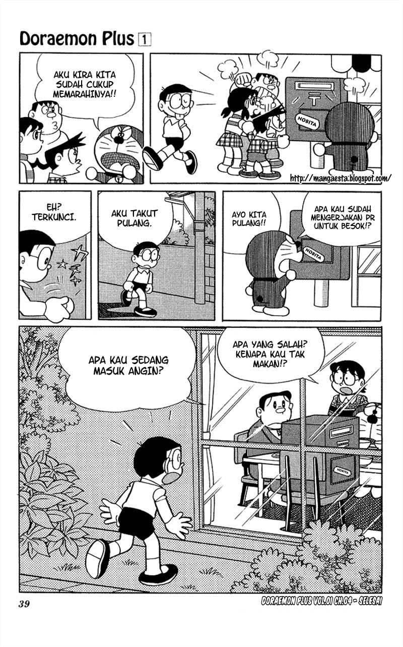 Baca Komik Doraemon Plus Vol 1 Chapter 004 - Halaman 07