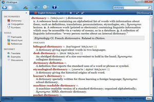Sindhi Dictionary-Screenshot-1
