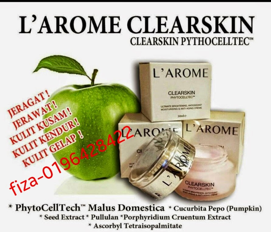 LAROME CLEAR SKIN