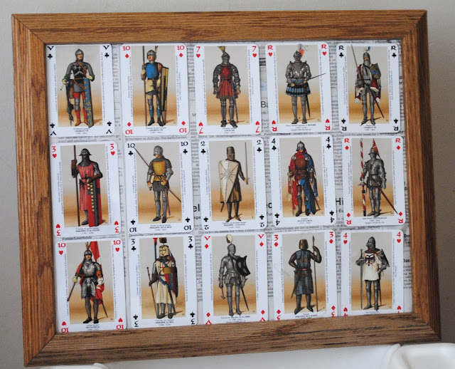 Deck of Cards Wall Art