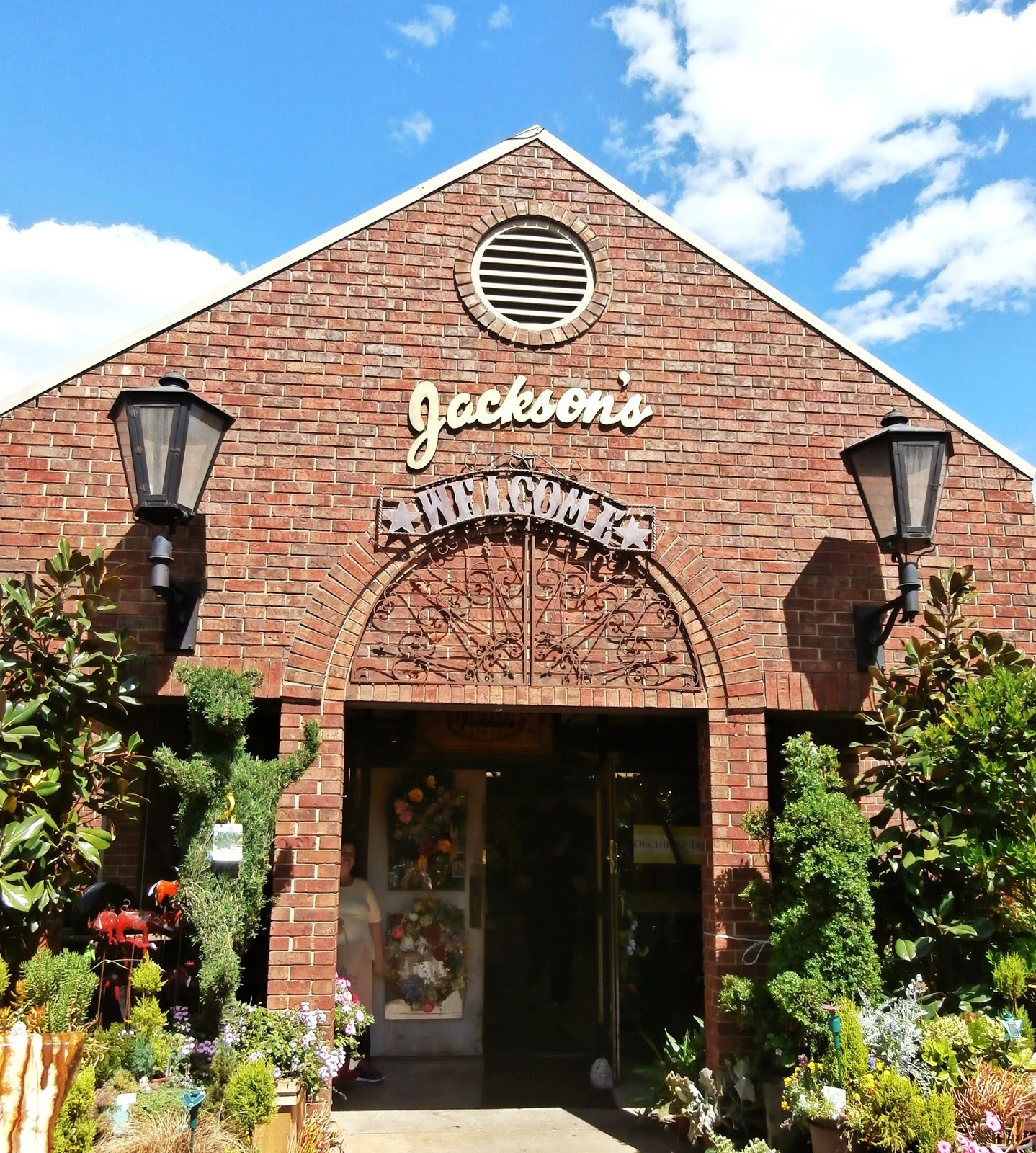 having satisfied our hunger we headed on to our next stop jacksons home and garden this place is massive - Jacksons Home And Garden