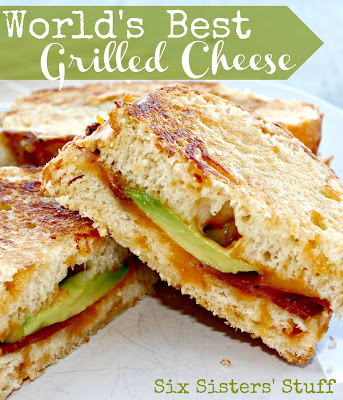 World's Best Grilled Cheese