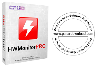 Free Download Software CPUID HWMonitor Pro 1.18 Full Keygen