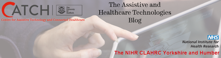 The Assistive and Healthcare Technologies blog