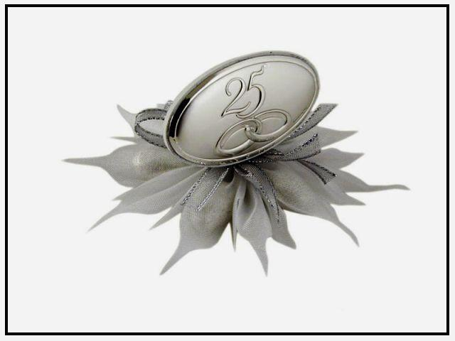 Amore romantico 25 anni di matrimonio nozze di argento for Video anniversario 25 anni di matrimonio
