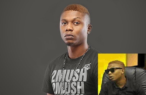 Photo: Reminisce, Nigerian rap artist