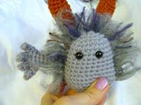 Amigurumi Freely To Go : Dust Bunnies Crochet Free Crochet Pattern ~ Amigurumi To Go