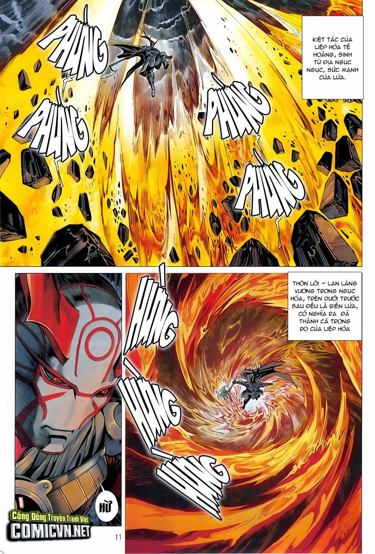 xem truyen moi - CHIẾN PHỔ - Chapter 6: Nộ hỏa bất tức