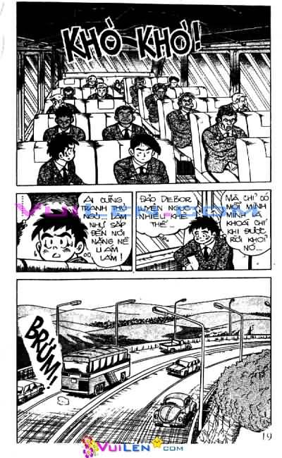 Jindodinho - Đường Dẫn Đến Khung Thành III  Tập 22 page 19 Congtruyen24h