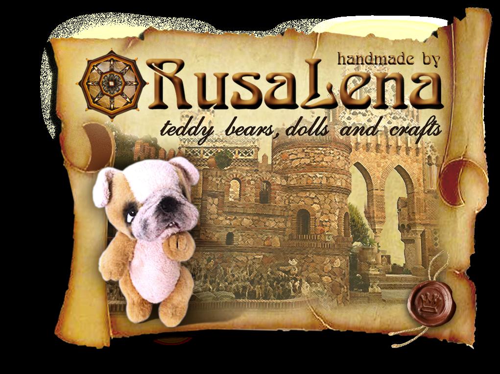 Handmade by RusaLena