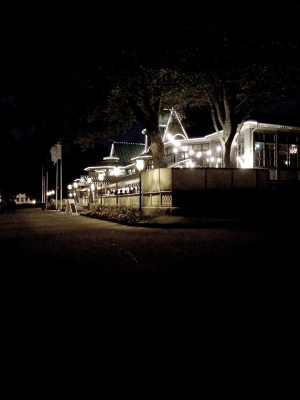 socitén i varberg, varbergs, restaurang, vid havet, strandpromenaden i varberg
