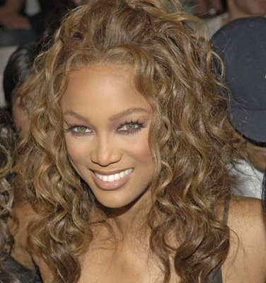 Tyra Banks Hairstyle Ideas For Women Long Hairstyles