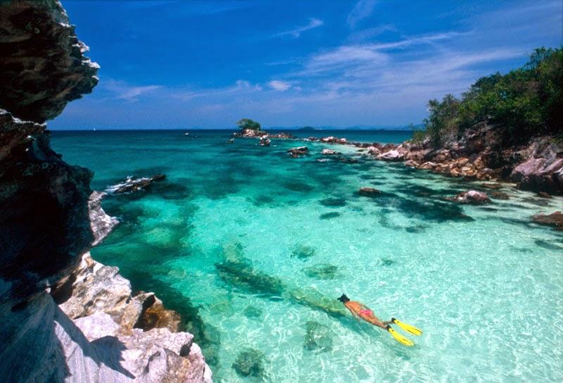 الغوص في جزر سميلان