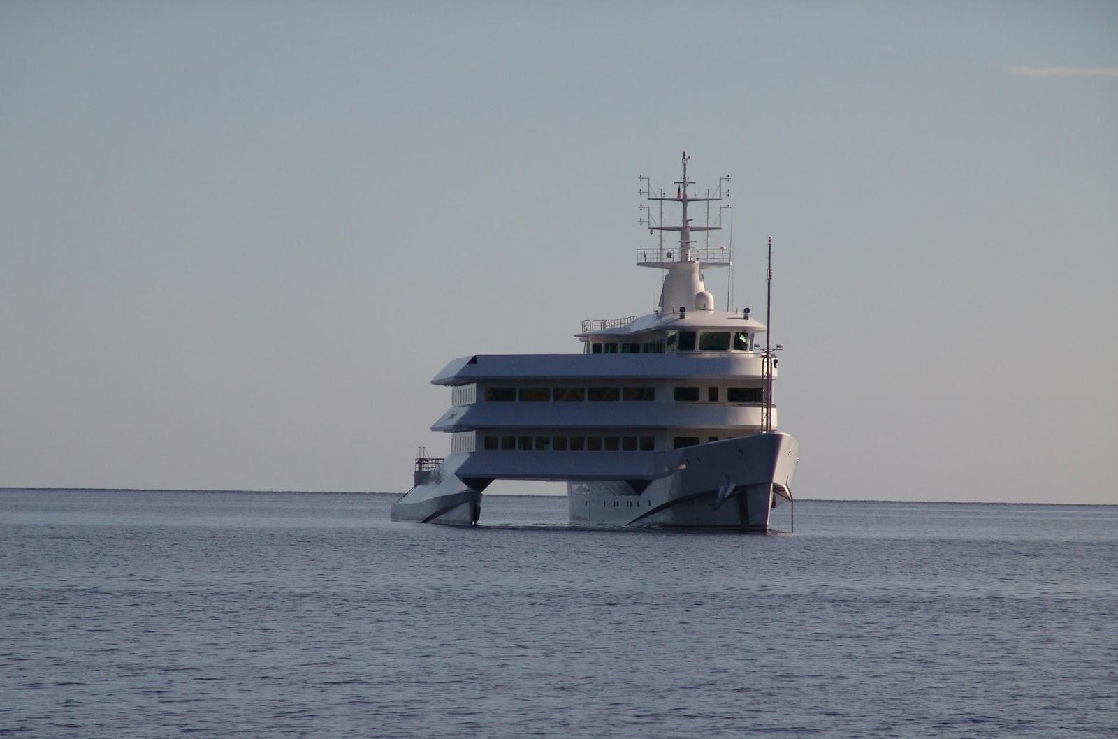 Megayacht ASEAN LADY
