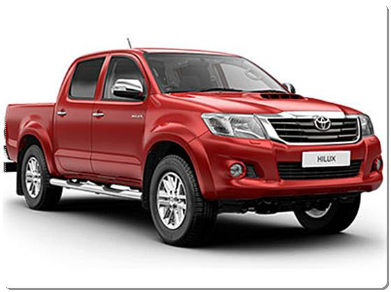 2017 Toyota Hilux Philippines