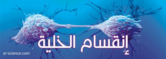 انقسام الخلية في الكائنات الحية Cell Division