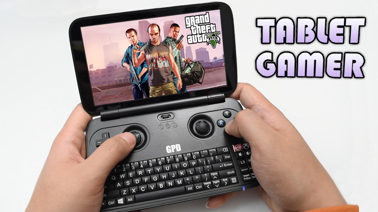 La más Potente y CompactaTablet Gamer