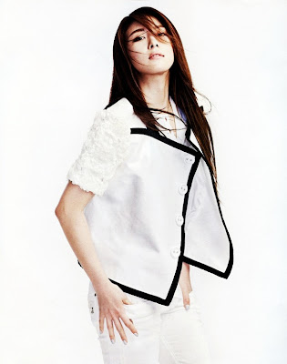 Ha Ji Won InStyle Magazine June 2013