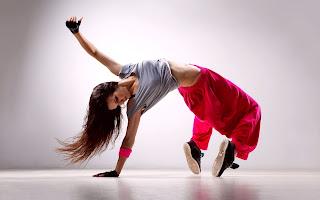 Girl Dance Music Movement HD Wallpaper