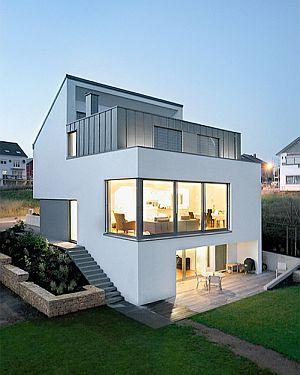 Multinotas dise os y planos de casas minimalistas - Planos de casas minimalistas ...