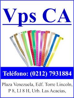 VPS, C.A. en Paginas Amarillas tu guia Comercial