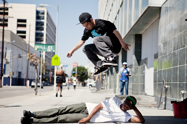 Andy Jenkins x The Hundreds Capsule Collection 2012