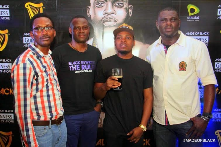 Photos From Olamide's Star Studded 4th Album Listening Party