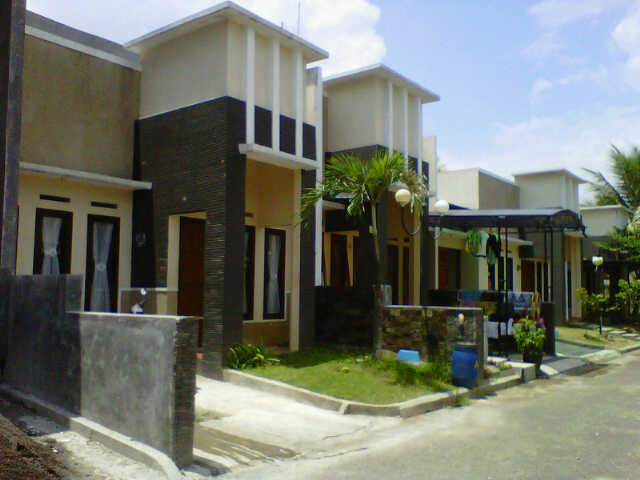 Dijual Rumah Minimalis di Nuansa Hijau Ciomas, Bogor OP516